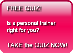 FREE QUIZ!Is a personal trainer right fo
