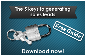 CTA 5 keys sales leads