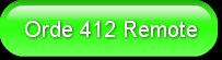 Orde 412 Remote