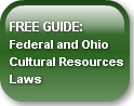 FREE GUIDE: Federal and Ohio Cultural Re