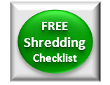 Green Shredding Checklist