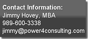 Contact Information:Jimmy Hovey, MBA989-