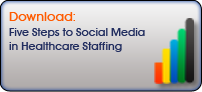 Social Media in Healthcare Staffing