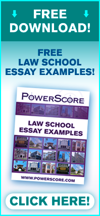 Law school admissions essay help