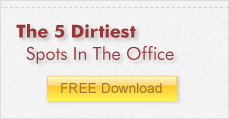 5 dirtiest spots in the office