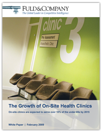 Growth of Onsite Health Clinics