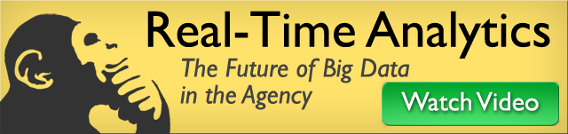Watch the Webcast: Real Time Analytics: The Future of Big Data in the Agency