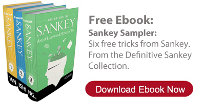 6 Free Tricks from Jay Sankey