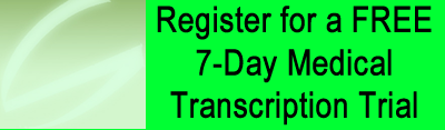 Transcription 7-Day Trial CTA