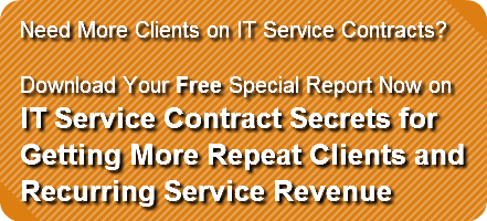 Need More Clients on IT Service Contract