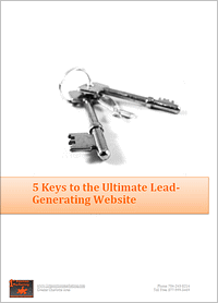 5 keys to the ultimate lead generating website_CTA