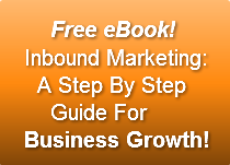 Free eBook!Inbound Marketing:  A Ste