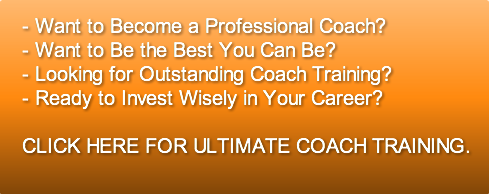 - Want to Become a Professional Coach?-