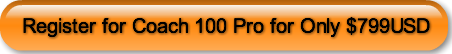 Register for Coach 100 Pro for Only $799