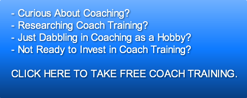 - Curious About Coaching?- Researching C