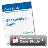 TCX CTA unexpected audit 165