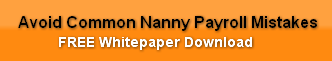 Avoid Common Nanny Payroll Mistakes