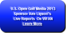 U.S. Open Golf Media 2013   Sponsor Ann