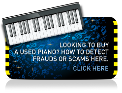 CTA bewareA how to detect piano scam