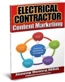 electrical contractor:how to use content marketing to ... electrical marketing plan electrical house plan symbols australia