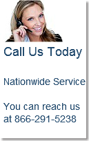 Call Us TodayNationwide ServiceYou can r