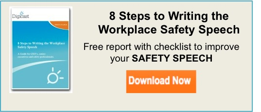 5 Topics To Include In Your Workplace Safety Speech